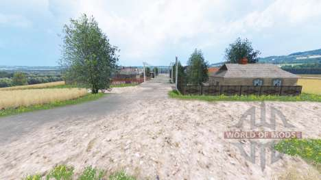 Летние поля для Farming Simulator 2015