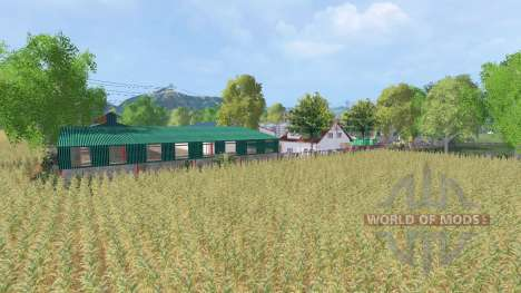 Fort Collins для Farming Simulator 2015