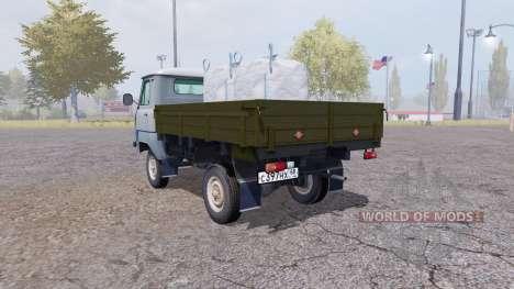 УАЗ 33036 для Farming Simulator 2013
