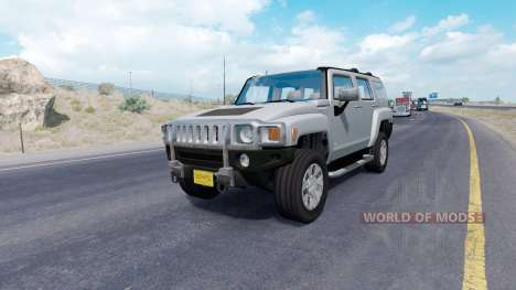 AI traffic v4.2 для American Truck Simulator