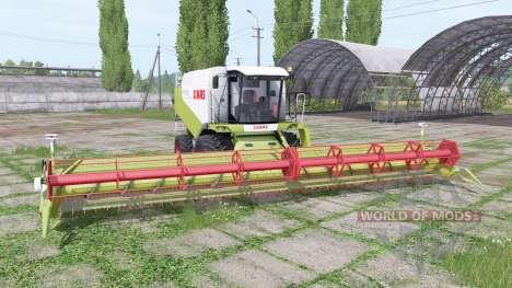 CLAAS Lexion 600 для Farming Simulator 2017