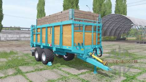 Crosetto SPL180 для Farming Simulator 2017
