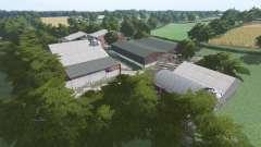 Aston Manor для Farming Simulator 2017