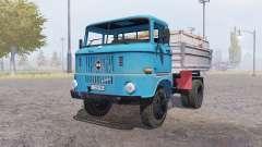 IFA W50 L dump для Farming Simulator 2013