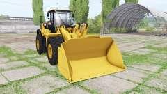 Caterpillar 980K для Farming Simulator 2017