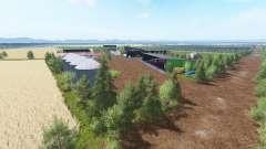 Golden Acres для Farming Simulator 2017
