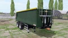 Kroger Agroliner SMK 34 для Farming Simulator 2017