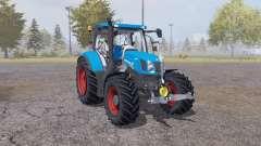 New Holland T6.160 blue для Farming Simulator 2013