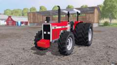 Massey Ferguson 2680 Sincro Turbo для Farming Simulator 2015
