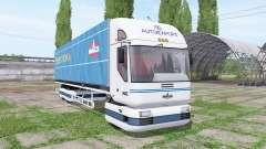МАЗ 2000 Перестройка 1988 для Farming Simulator 2017