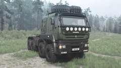 КАМАЗ 65228 для MudRunner