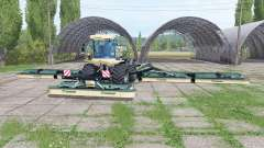 Krone BiG M 500 wide v3.0 для Farming Simulator 2017