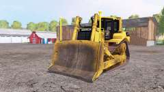 Caterpillar D7R v2.0 для Farming Simulator 2015