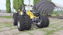 Challenger 1050 Vario v2.1 для Farming Simulator 2017