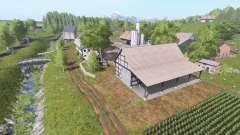 Altenstein для Farming Simulator 2017