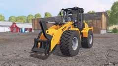 Case 721F v2.0 для Farming Simulator 2015