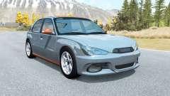 Hirochi Sunburst hatchback v1.13 для BeamNG Drive