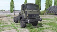 МАЗ 6317 для Farming Simulator 2017