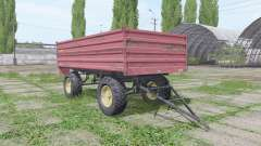 Zmaj 489 old для Farming Simulator 2017