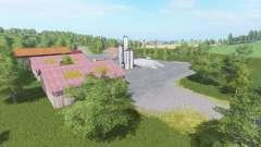 Giants Island 2009 v1.1 для Farming Simulator 2017