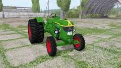 Deutz D 40S для Farming Simulator 2017