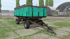 BSS P 93 SH v1.0.0.2 для Farming Simulator 2017