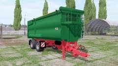 Kroger Agroliner MUK 303 для Farming Simulator 2017