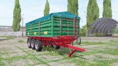 METALTECH TB 20 для Farming Simulator 2017