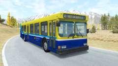 Wentward DT40L Dublin Bus v1.3 для BeamNG Drive