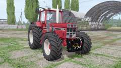 International Harvester 1455 XL loader mounting для Farming Simulator 2017