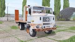 IFA W50 L Abschlepper для Farming Simulator 2017