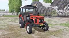 Zetor 6211 для Farming Simulator 2017