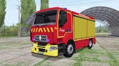 Renault D Sapeurs-Pompiers