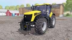 JCB Fastrac 8310 Trelleborg для Farming Simulator 2015
