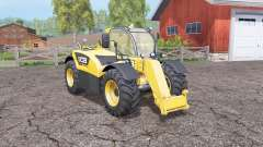 JCB 536-70 full washable для Farming Simulator 2015
