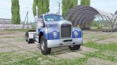Mack B61 v1.1.0.1 для Farming Simulator 2017