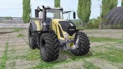 Fendt 939 Vario wide tyre для Farming Simulator 2017