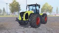 CLAAS Xerion 5000 Trac VC greеn для Farming Simulator 2013
