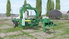 McHale 998 realistic для Farming Simulator 2017