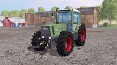 Fendt Farmer 310 LSA Turbomatik IC для Farming Simulator 2015