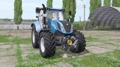 New Holland T6.140 rundumleuchte для Farming Simulator 2017
