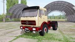 Mercedes-Bеnz NG 1632 для Farming Simulator 2017