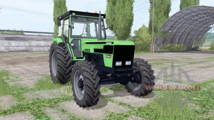 Torpedo TD 90 A для Farming Simulator 2017