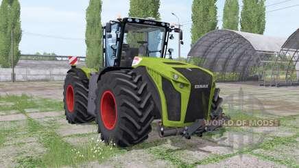 CLAAS Xerion 5000 Trаc VC для Farming Simulator 2017