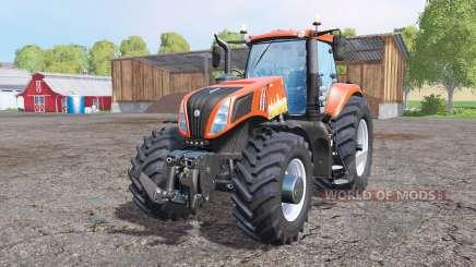 New Holland T8.380 FireFly для Farming Simulator 2015