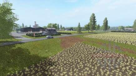 Джермантаун v1.1 для Farming Simulator 2017