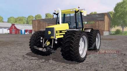 JCB Fastrac 2150 double wheels для Farming Simulator 2015