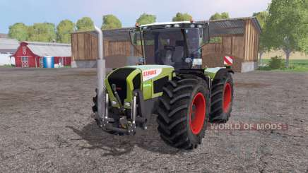 CLAAS Xerion 3800 Trac VC Michelin для Farming Simulator 2015