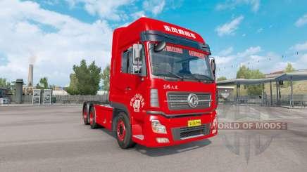 Dongfeng Kingland для Euro Truck Simulator 2