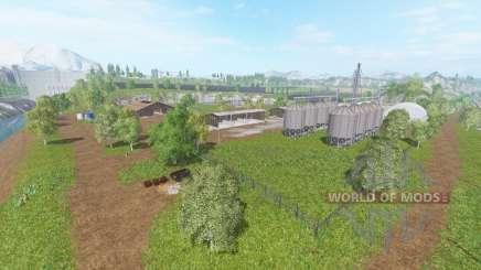 Дары Кавказа v2.1 для Farming Simulator 2017